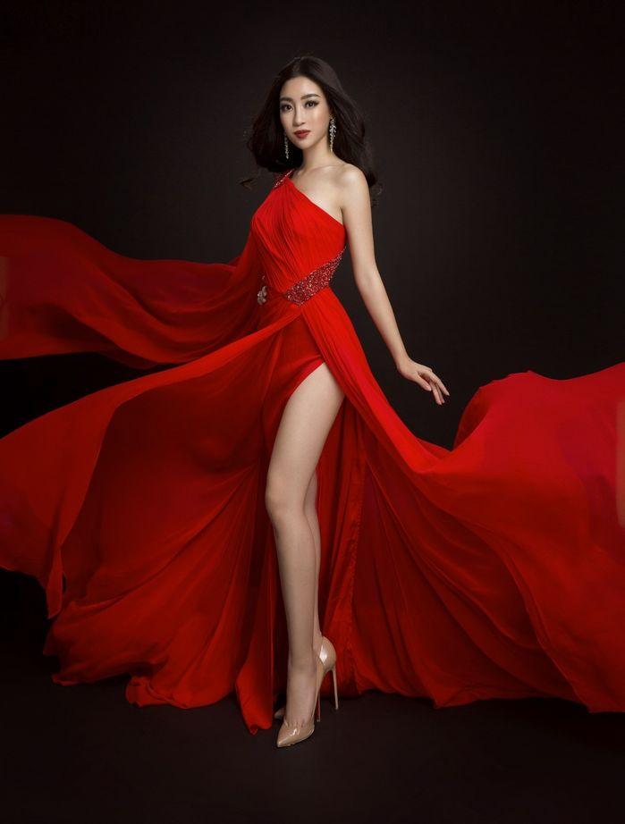 Hoa hậu Đỗ Mỹ Linh không cảm thấy áp lực trước đêm chung kết Miss World 2017