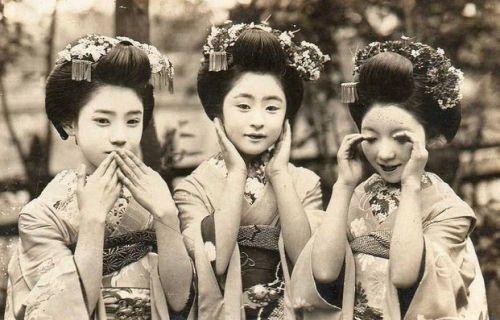 Phụ nữ Nhật Bản cũng được phân chia giai tầng rõ rệt (Ảnh minh họa)