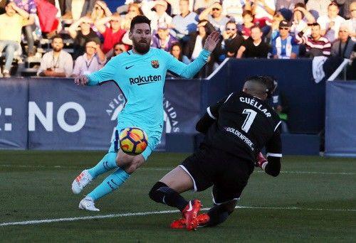 Không riêng Suarez, các cầu thủ còn lại của Barca đều sở hữu phong độ ổn định trong trận đấu này.