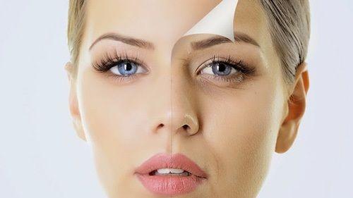 Trongnước dừa có hàm lượng cytokinin và chất chống oxy hóa giúp tăng cường sự đàn hồi, ngăn chặn tình trạng da chảy xệ.