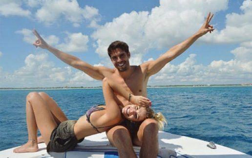 Kaka hạnh phúc bên bạn gái Carolina Dias, sau 2 năm tan vỡ đầy nuối tiếc với người vợ cũ Carol Celio.