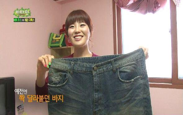 Chiếc quần quá khổđã trở thành quá khứ