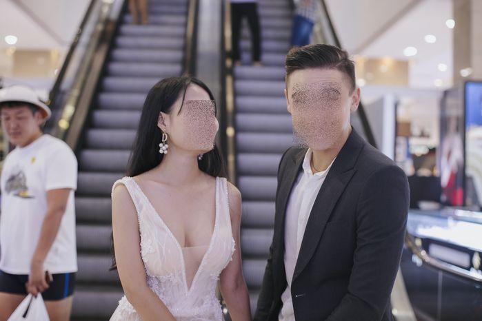 P.U và Ytình tứ trong bộ ảnh cưới tại Nha Trang được cộng động mạng ngưỡng mộ