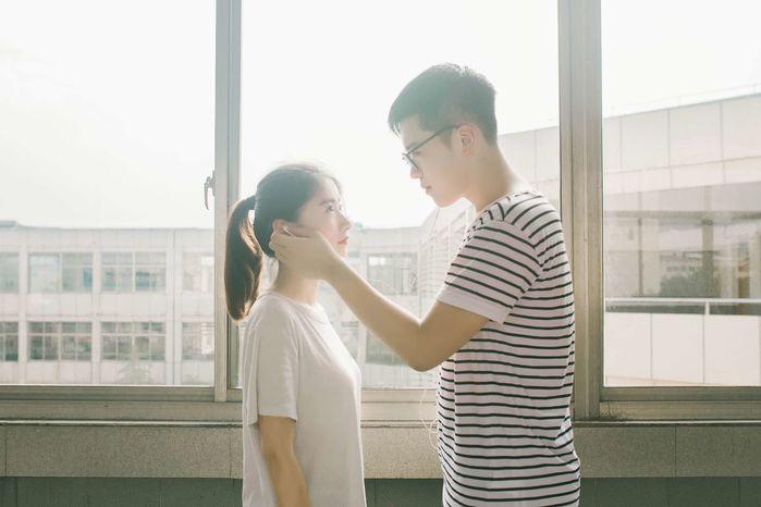 Yêu một người là thương cả nụ cười và nước mắt, là cùng nhau thấu hiểu để trưởng thành