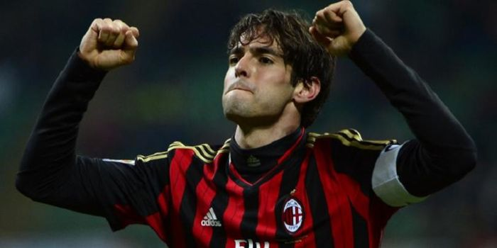 Giai đoạn huy hoàng của AC Milan gắn liền với những điểm sáng trong sự nghiệp của Ricardo Kaka.