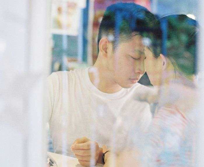 """Thậm chí """"tình một đêm"""" cũng có thể được liệt vào giai đoạn """"tìm hiểu"""", bởi lẽ đó đơn thuần là phép thử về mặt cảm xúc để """"đo"""" sự phù hợp giữa hai người"""