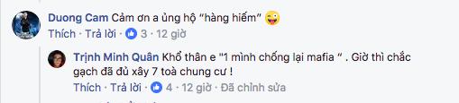 Nhạc sĩ Dương Cầm còn nhanh chóng vào cảm ơn lời nhận xét của đồng nghiệp. - Tin sao Viet - Tin tuc sao Viet - Scandal sao Viet - Tin tuc cua Sao - Tin cua Sao