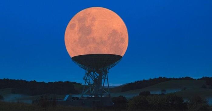 Siêu trăng bự chảng cuối cùng của năm 2017 sẽ