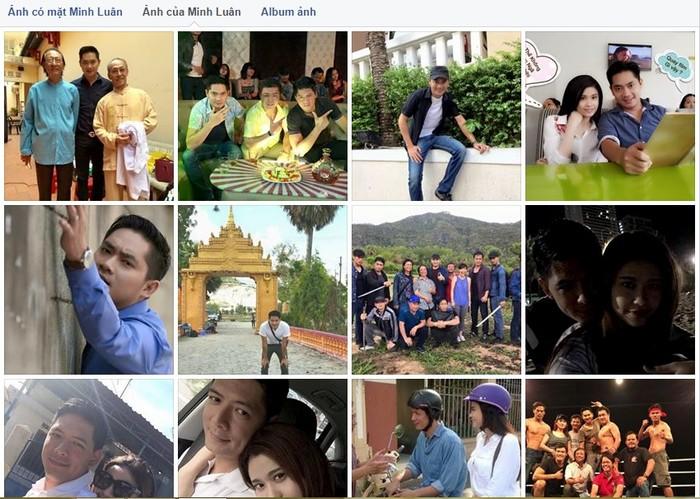 Vậy nhưng, trong loạt ảnh này của Minh Luân lại có cả những hình ảnh tình tứ của Bình Minh - Trương Quỳnh Anh đang gây xôn xao dư luận những ngày qua. - Tin sao Viet - Tin tuc sao Viet - Scandal sao Viet - Tin tuc cua Sao - Tin cua Sao