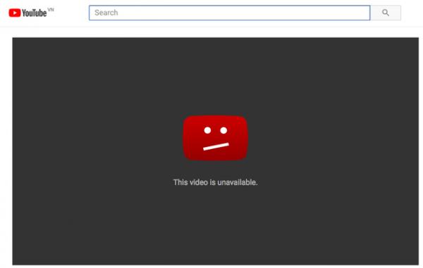 Sau ánh hào quang số Lê Giang bất ngờ bị gỡ trên Youtube của nhà đài. - Tin sao Viet - Tin tuc sao Viet - Scandal sao Viet - Tin tuc cua Sao - Tin cua Sao