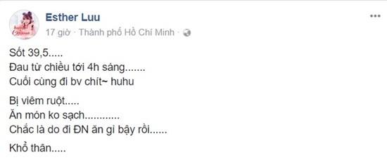 Hari Won chia sẻ về bệnh tình của mình trên trang cá nhân. - Tin sao Viet - Tin tuc sao Viet - Scandal sao Viet - Tin tuc cua Sao - Tin cua Sao