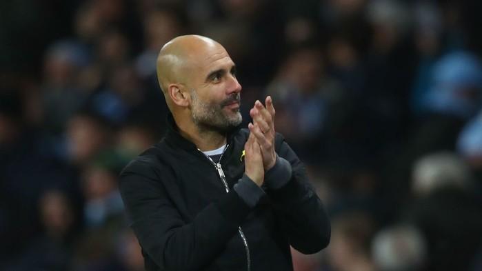 Pep Guardiola hiện đang thăng hoa cùng CLB Manchester City.