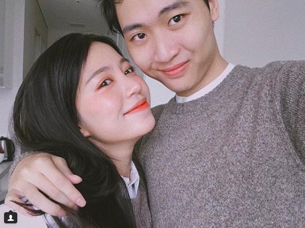 Mẫn Tiên được bạn trai viết thư lãng mạn mừng sinh nhật, cả hai chính thức công khai mối quan hệ