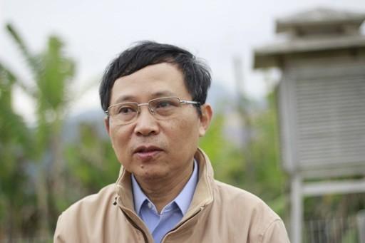 Ông Lê Thanh Hải - Phó Tổng giám đốc Trung tâm Khí tượng Thủy văn Quốc gia cho rằng chưa năm nào có tới 20 cơn bão, áp thấp nhiệt đới.