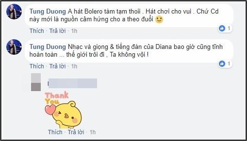 Tùng Dương đã lên tiếng sau khi bị công chúng chỉ trích việc hát Bolero dù 4 tháng trước đã chê dòng nhạc này. - Tin sao Viet - Tin tuc sao Viet - Scandal sao Viet - Tin tuc cua Sao - Tin cua Sao