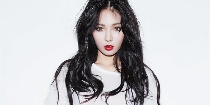 HyunA - biểu tượng gợi cảm thế hệ mới