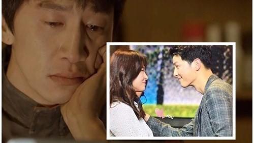 "Lee Kwang Soo - ""thánh ế bền vững""."