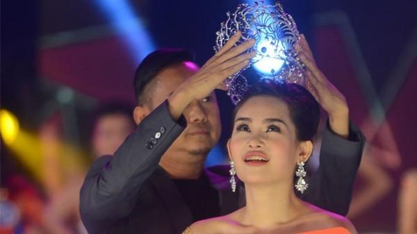 Hoa hậu Đại dương Lê Âu Ngân Anh bị Cục NTBD đề nghị tước vương miện: Lỗi tại ai? - Tin sao Viet - Tin tuc sao Viet - Scandal sao Viet - Tin tuc cua Sao - Tin cua Sao