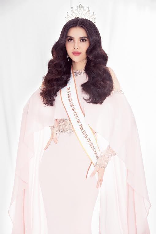 Vào cuối tháng 11/2017, Á hậu 1 Hoa hậu Đại dương 2017 Diệu Thùy đã được công bố là đại diện chính thức của Việt Nam tham dự cuộc thi Nữ hoàng Du lịch quốc tế (Miss Tourism Queen 2017).