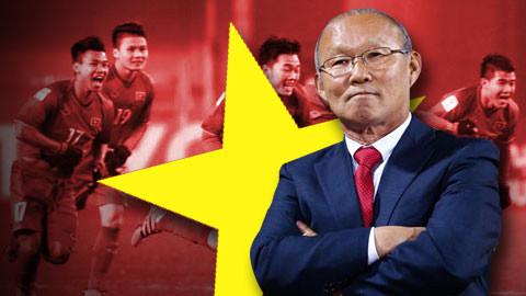 Không nhiều tóc nhưng HlvPark Hang-seo đang tạo nên những điều kỳdiệu cho bóng đá Việt Nam.