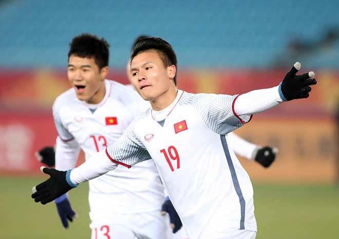 Những bàn thắng của Nguyễn Quang Hải trong chiến dịch U23 Châu Á