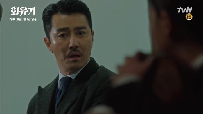 Tây Du Ký bản Hàn: Ngộ Không đã không còn bảo vệ và yêu Tam Tạng khiến khán giả hoang mang