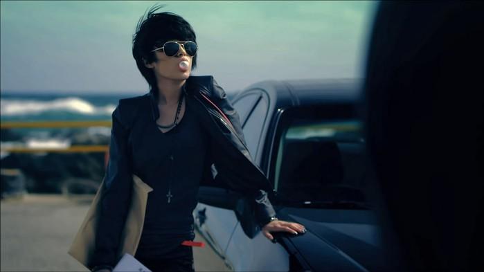 Cô nàng Jiyeon được đánh giá cao về phần diễn xuất bên cạnhdiễn viên hạng A Cha Seung Won.