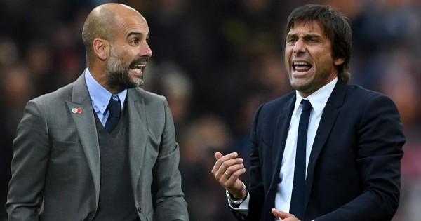 Pep và Conte, ai sẽ cao tay hơn trong trận cầu tâm điểm vòng 29 Ngoại hạng Anh?