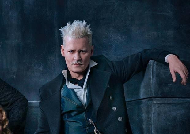 Tạo hình của nhân vật Gellert Grindelwaldđược thiết kế khá phù hợp với phong cách diễn xuất của Johnny Depp.