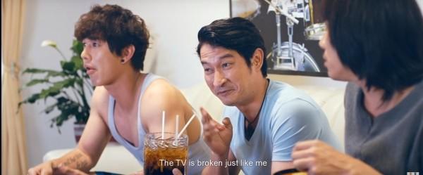 Phần 3 của phim với dàn diễn viênmới: Song Luân, Huy Khánh và Kiều Minh Tuấn.