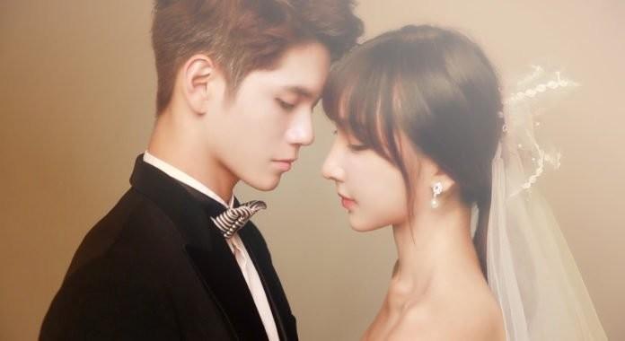 Ước mơ của Ong Seong Woolà trở thành người mẫu thời trang...
