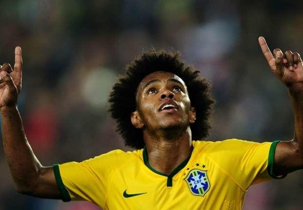 Trải qua mùa bóng thứ 4 thi đấu tại Premier League cho Chelsea, Willian vẫn đang là cái tên không thể thay thế của đội bóng đến từ London. Sở hữu một nền tảng thể lực tốt cùng với lối chơi rất bền bỉ, ngoài ra Willian còn cực kỳ nguy hiểm trong những từ huống dứt điểm từ xa. Phong độ của Chelsea lúc này là không tốt nhưng tiền đạo người Brazil thì vẫn đang thi đấu khá nổi bật khi anh liên tục ghi những bàn thắng quan trọng cho The Blues. Willian gần như chắc chắn sẽ có mặt tại mùa hè nước Nga năm nay và hoàn toàn có thể lấp đầy khoảng trống của Neymar.