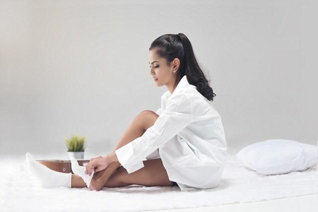 Việc làm nhỏ này cũng sẽ giúp bạn dễ vào giấc ngủ hơn và giảm bớt các triệu chứng khó chịu của thời kì mãn kinh