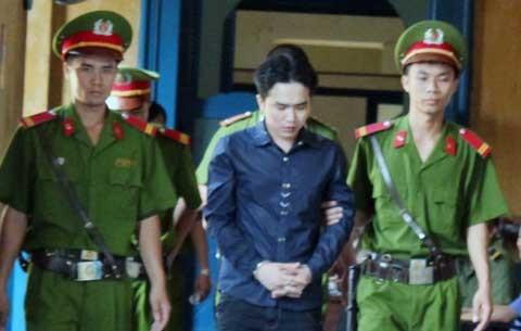 Phan Văn Mạnh nhận mức án tử hình vì hành động man rợcủa mình (Ảnh: Internet)