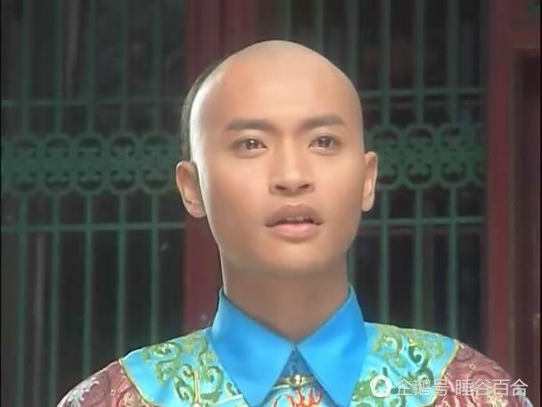Trần Chí Bằng trong Hoàn Châu Cách Cách.