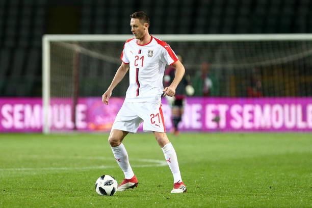 Mặc dù được xếp đá vị trí sở trường trong sơ đồ tấn công của Serbia nhưng Matic cùng các đồng đội không thể tránh khỏi thất bại với tỉ số 1-2 trước một Morocco phản công quá sắc xảo. Sau trận đấu này, đội tuyển Serbia sẽ có màn chạm trán đội tuyển Nigeria vào thứ 3 tới.