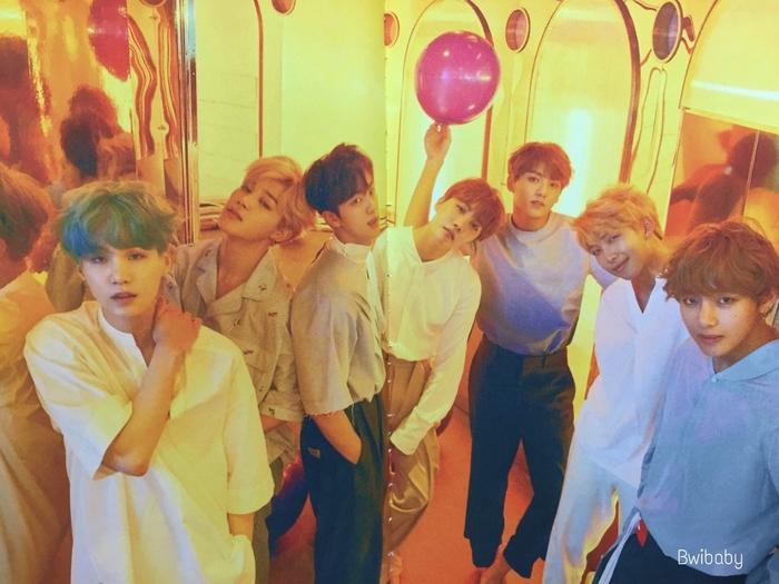 Album Love Yourself: Hercủa BTSbị KBS cấm phát sóng những 4 ca khúc.