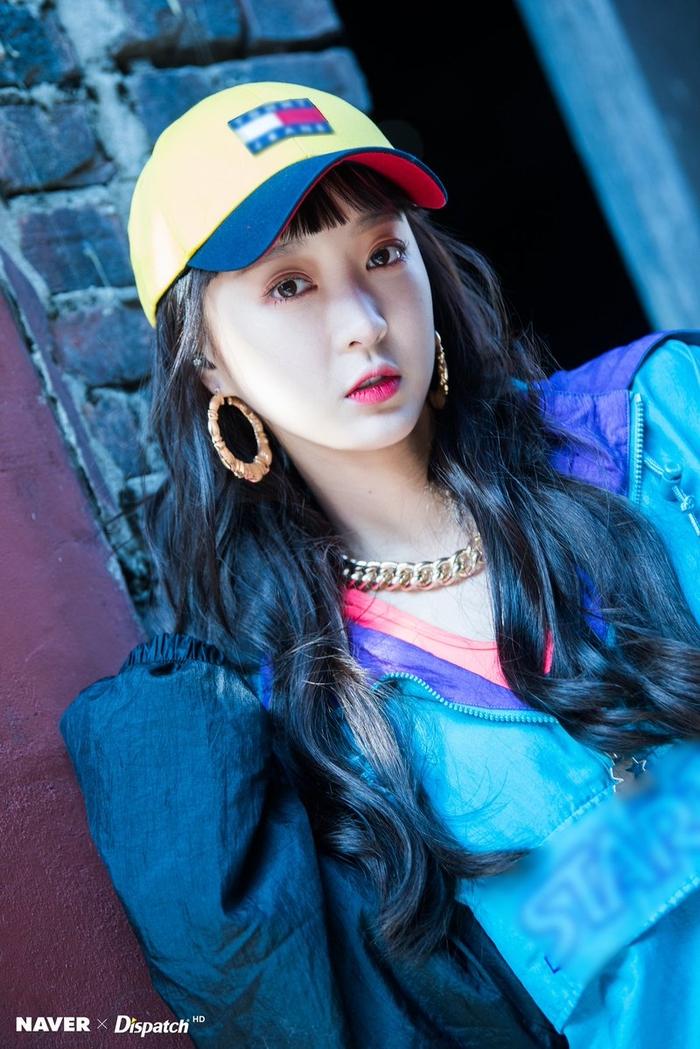Netizen Hàn nói gì khi Hyerin (EXID)