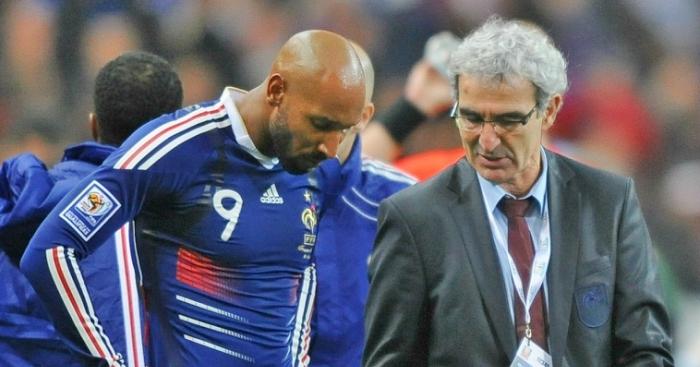 Scandal ở World Cup 2010 là một vết nhơ khó có thể gột rửa trong lịch sử bóng đá Pháp.