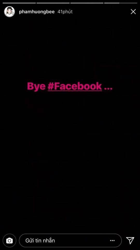 Hoa hậu Phạm Hương tuyên bố đóng cửa Facebook vĩnh viễn, bất ngờ khi biết lý do - Tin sao Viet - Tin tuc sao Viet - Scandal sao Viet - Tin tuc cua Sao - Tin cua Sao