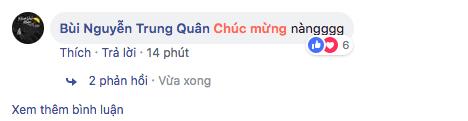 """Nam ca sĩ Trung Quân gửi lời chúc mừng đến """"mợ Khuê"""". - Tin sao Viet - Tin tuc sao Viet - Scandal sao Viet - Tin tuc cua Sao - Tin cua Sao"""