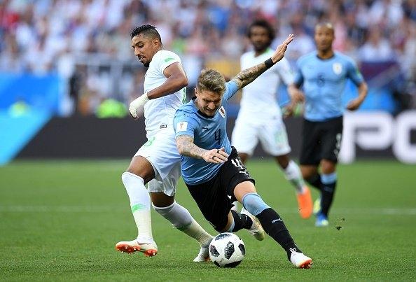 Hiệp 2 của trận đấu khép lại mà không có thêm bàn thắng nào được ghi.