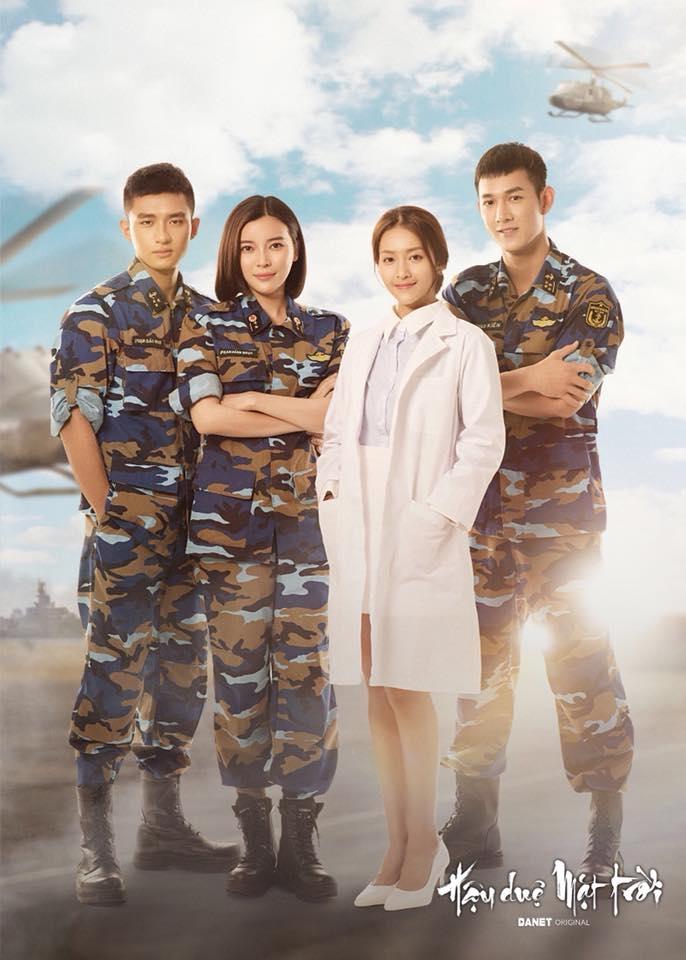 Lộ diện tạo hình, tên gọi chính thức của dàn diễn viên Hậu duệ mặt trời phiên bản Việt