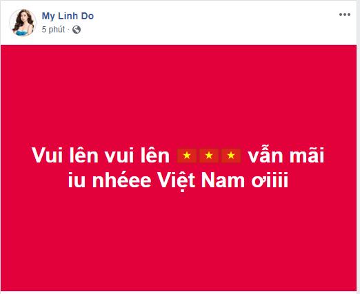 Sao Việt gửi lời động viên Olympic Việt Nam sau trận thua trước Hàn Quốc - Tin sao Viet - Tin tuc sao Viet - Scandal sao Viet - Tin tuc cua Sao - Tin cua Sao
