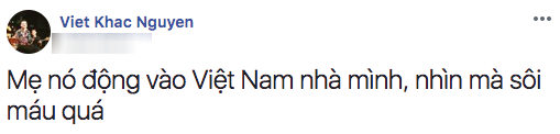 Khắc Việt tức giận khi thấy dân mình bị người khác chơi xấu. - Tin sao Viet - Tin tuc sao Viet - Scandal sao Viet - Tin tuc cua Sao - Tin cua Sao