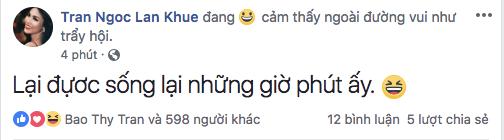 """Lan Khuê còn đi """"quẩy"""" khi Việt Nam chiến thắng. - Tin sao Viet - Tin tuc sao Viet - Scandal sao Viet - Tin tuc cua Sao - Tin cua Sao"""