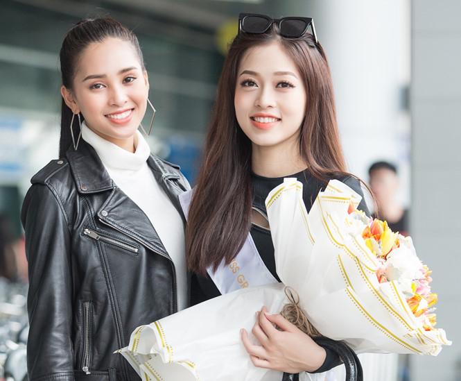Dàn Hoa hậu, Á hậu đồng loạt gửi lời chúc đến Bùi Phương Nga trước đêm chung kết Miss Grand - Tin sao Viet - Tin tuc sao Viet - Scandal sao Viet - Tin tuc cua Sao - Tin cua Sao