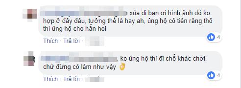 Bị anti-fan đăng ảnh bôi nhọ, Minh Tú mượn lời Thanh Hằng đáp trả cực gắt
