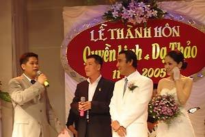 Bật mí những bí mật không phải ai cũng biết về đám cưới của MC