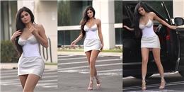 yan.vn - tin sao, ngôi sao - Kylie Jenner gây sốt vì xuất hiện xinh đẹp và quyến rũ đến